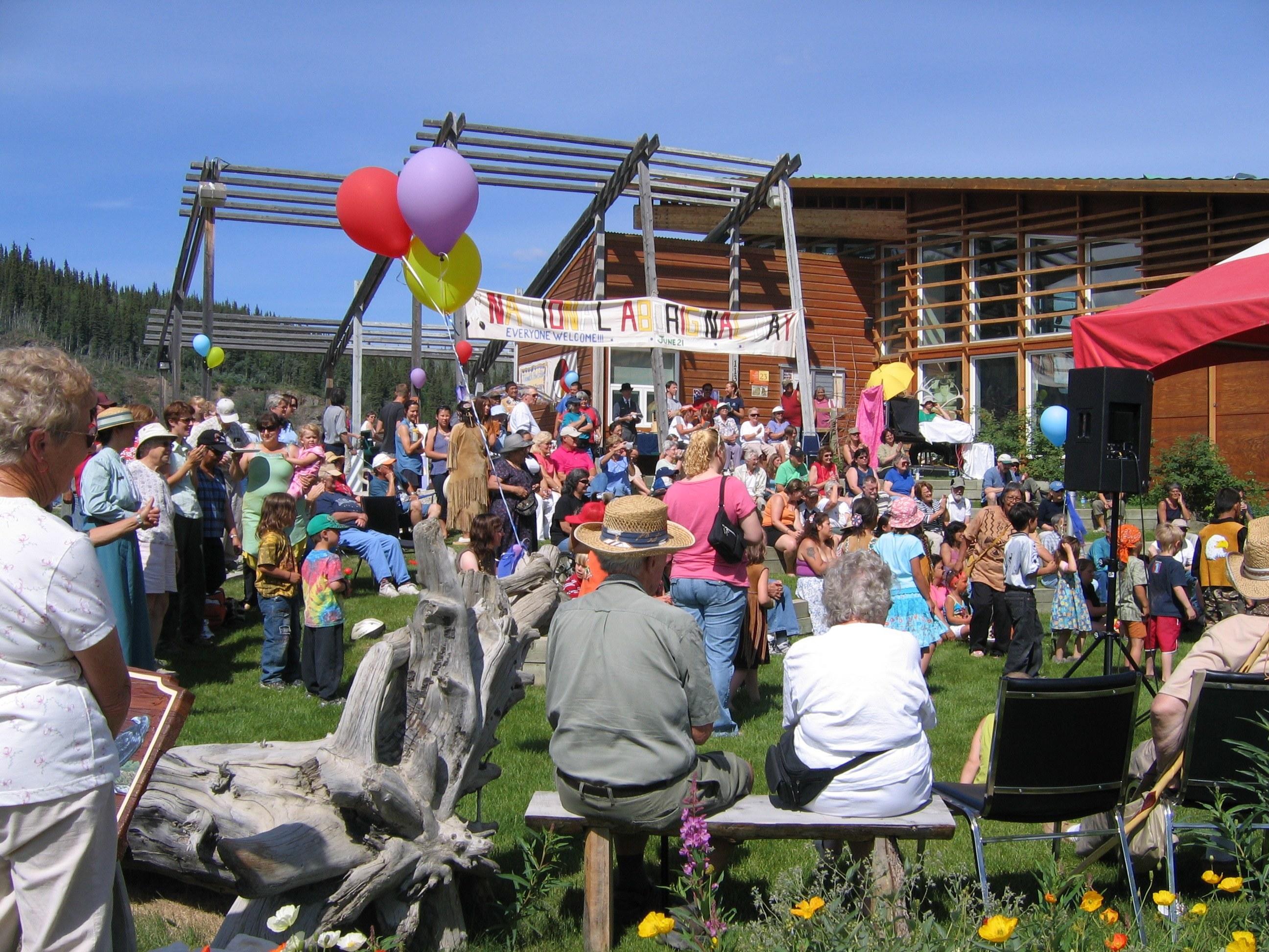Aboriginal Day Celebrations
