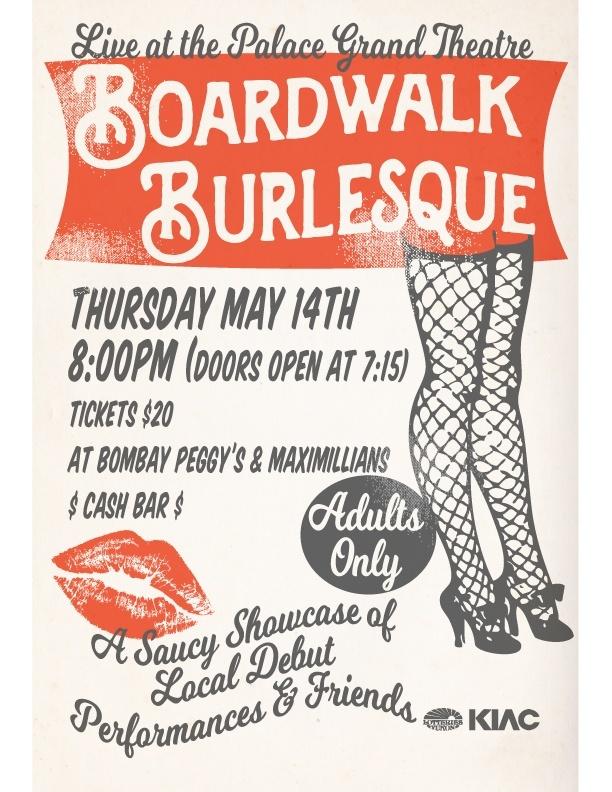 Burlesque-poster