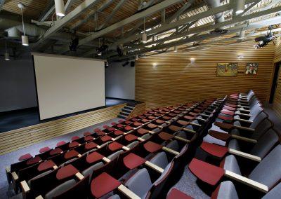 The Danoja Zho Cultural Centre Theatre. Photo credit Yukon Convention Bureau.