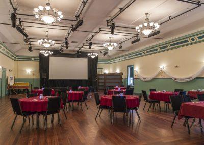 KIAC Ballroom. Photo credit Marina Osmond.
