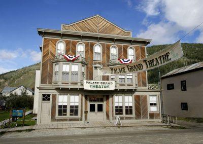 Palace Grand. Photo credit Yukon Convention Bureau.