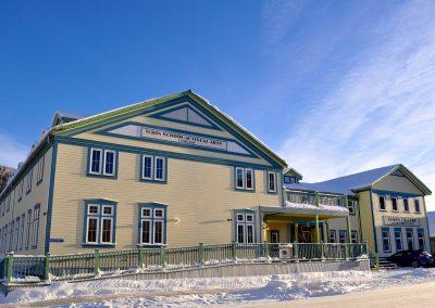 Yukon SOVA & College. Photo credit Evelyn Pollock.