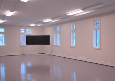 The Yukon SOVA Lecture Room.