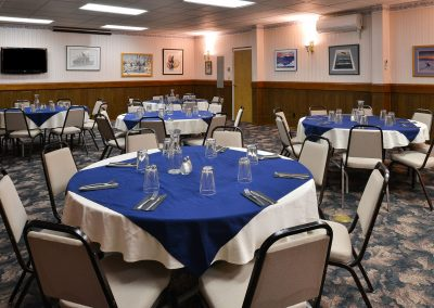 The Downtown Hotel Banquet Room
