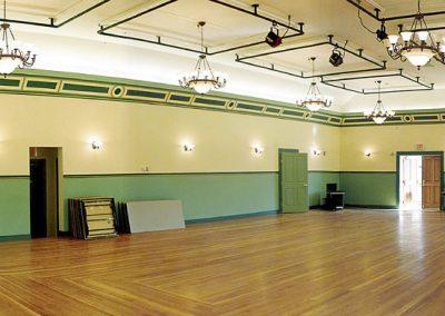 KIAC Ballroom.