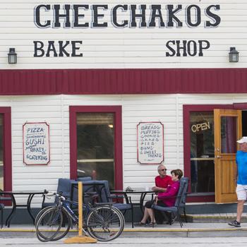 cheechako's bake shop