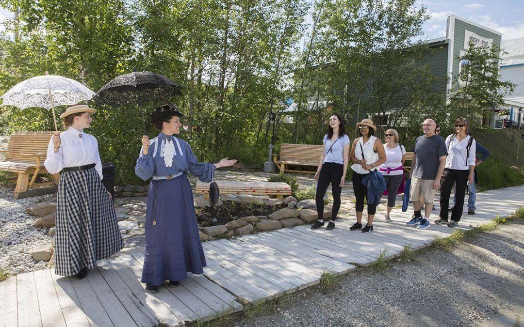Klondike National Historic Sites Walking Tours