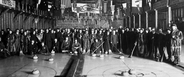 Dawson City 121st International Bonspiel