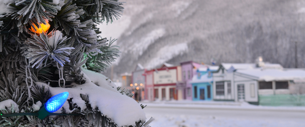 Celebration of Lights - Dawson City Yukon