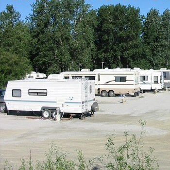 Dawson City RV Park and Campground Accommodations