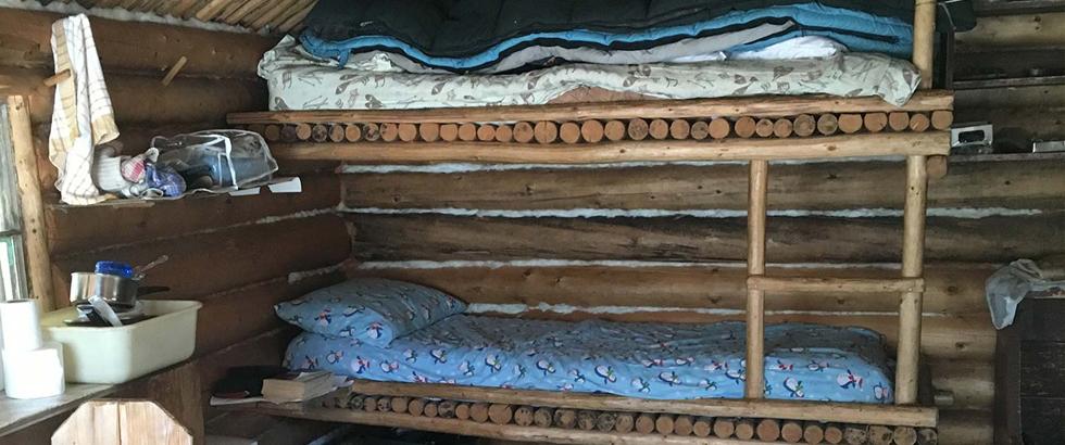 Fishwheel Cabin Dawson City Accommodations