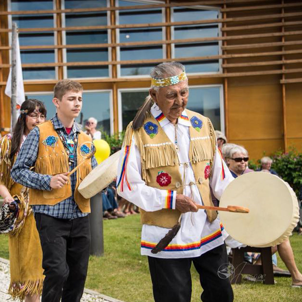 National Indigenous People's Day Tr'ondëk Hwëch'in