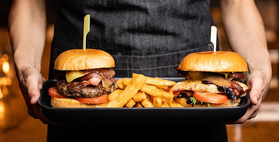 Dawson City Burger Bonanza