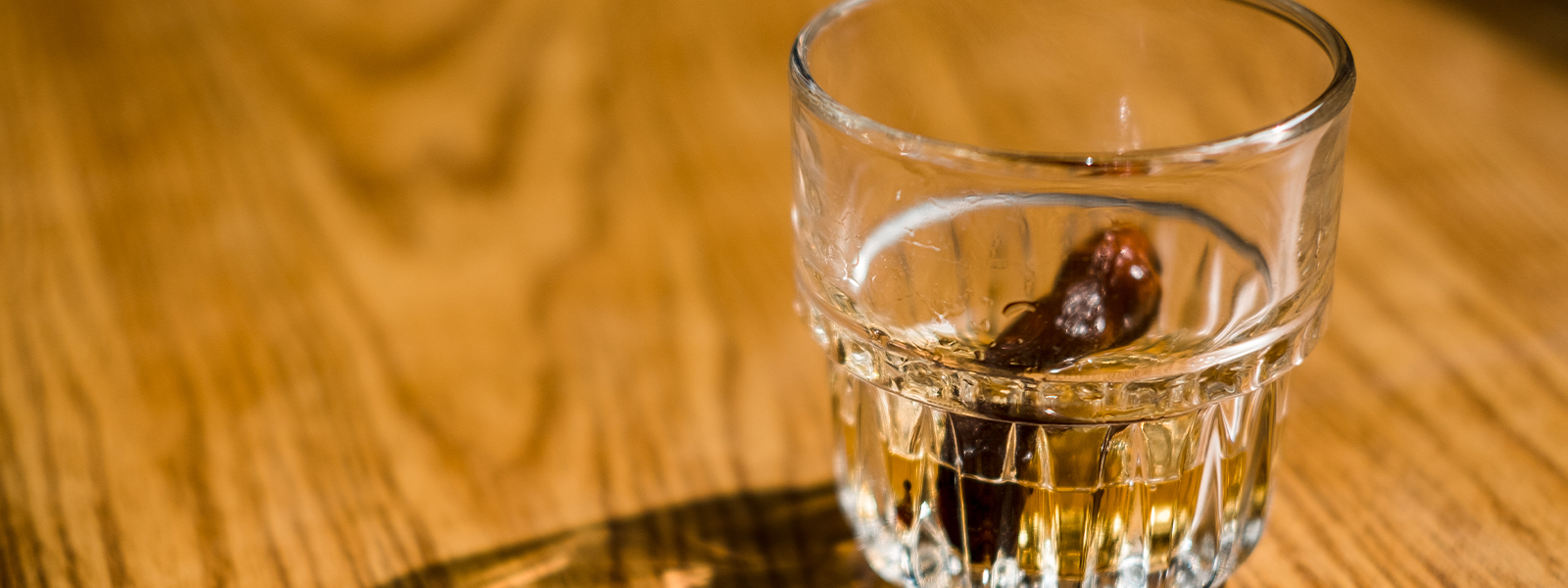 Sourtoe Cocktail