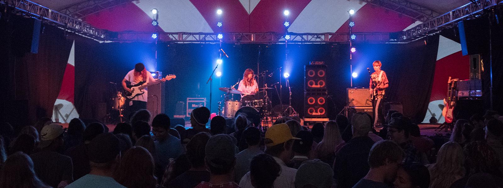 Dawson City Music Festival