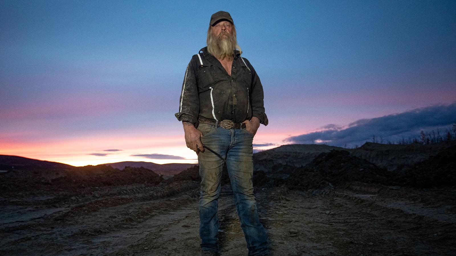 Tony Beets Discovery Gold Rush