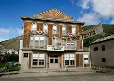 Palace Grand Theatre Dawson City Meetings and Conventions