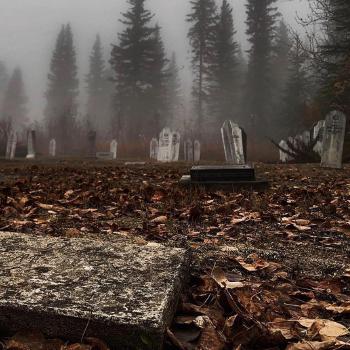 Dawson City Cemetery Haunting Walk